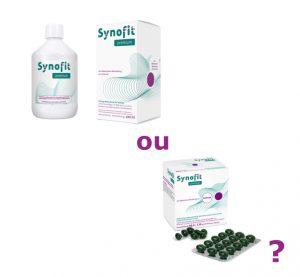 Synofit Premium Liquide et Gélules