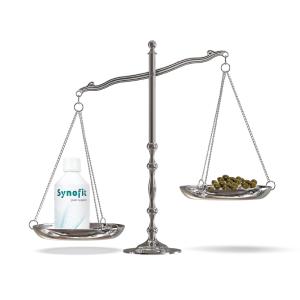 passer du Synofit Premium Liquide au Synofit Premium en Gélules