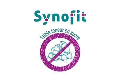 Synofit faible en sucre