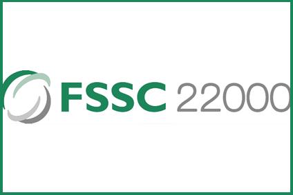 Nous sommes certifiés FSSC 22000